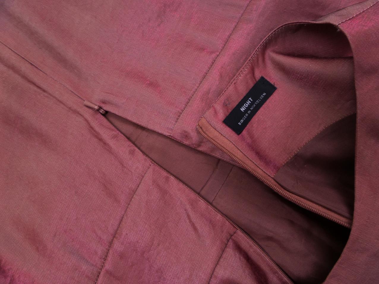 ... NATT Birger et Mikkelsen storlek 34 klänning remmar på paljetter.    b39c5ad1c7fdb