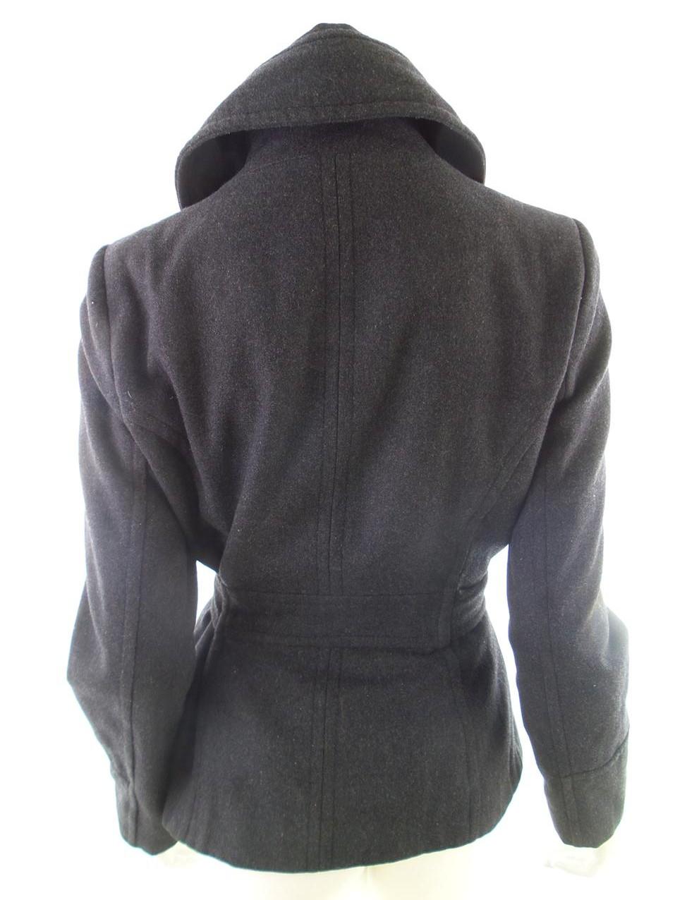 Zara nowa kolekcja płaszcz, kratka, wełna M Zdjęcie na imgED
